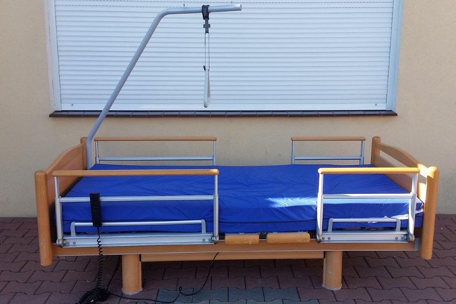 łóżko Rehabilitacyjne Elektryczne Marko Rehabilitacja