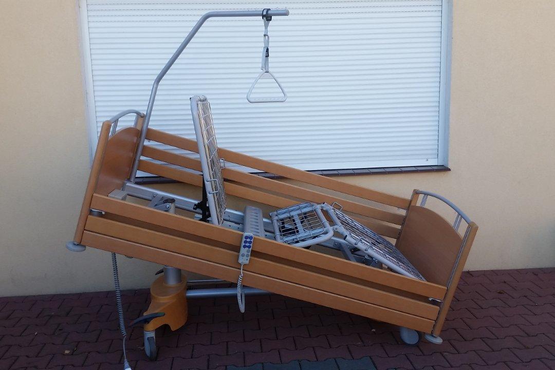 łóżko Rehabilitacyjne Elektryczne Materac Estetica