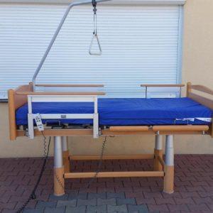 łóżko Rehabilitacyjne Elektryczne Materac Szczecin
